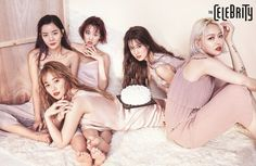 SPICA look like mystical fairies in 'The Celebrity' http://www.allkpop.com/article/2016/08/spica-look-like-mystical-fairies-in-the-celebrity #spica