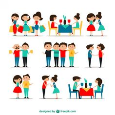 Friendship icons Freepik-People-pin-4