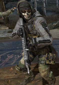 """images of ghost call of duty 