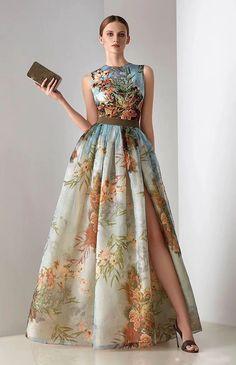 Elegant Runway Party Maxi Dress Gender: Women Material: Polyester Material: Chiffon Style: vintage S Elegant Dresses, Pretty Dresses, Beautiful Dresses, Formal Dresses, Fall Dresses, Long Dresses, Prom Dresses, Vestidos Vintage, African Dress