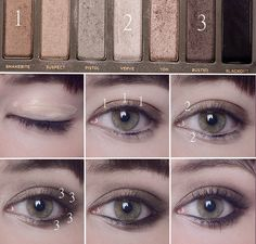 ☙: Le make-up parfait, pour aller travailler [ De A à Z ]
