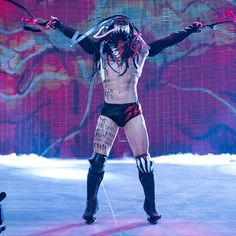 """WWE no Instagram: """"The Demon @finnbalor is ready to be unleashed at #ExtremeRules next Sunday!"""" Next Sunday, Finn Balor, Edm, Father, Swimwear, Pants, Instagram, Fashion, Pai"""