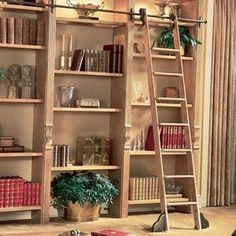 Modern Ladders and Step Stools