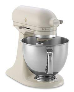 KitchenAid Artisan Stand Mixer, Metallic Chrome
