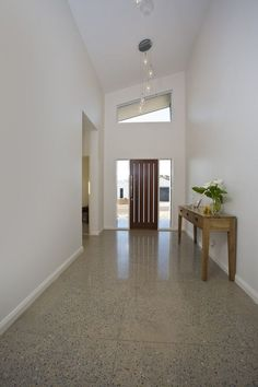 Floor Tile Entryway Polished Concrete Effect.MS International Greecian White 12 In X 24 In Polished . Beren By Living Ceramics Tiles To You Designer Italian . Porcelain Flooring Porcelain Tile Floor In Hallway . Home and Family Polished Concrete Tiles, Concrete Look Tile, Concrete Floors, Concrete Furniture, Urban Furniture, Tiled Hallway, Tile Entryway, Raked Ceiling, Terrazo