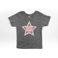 Genius Baby Tee - Mary Pickersgill - Star