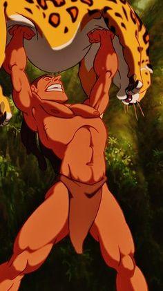 Rule Christian Disney Tagme Tarzan Character