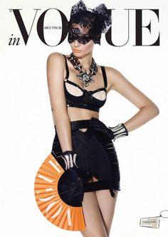 Bordelle, Vogue Germany