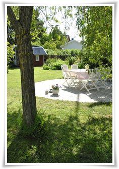 Rosor och ruiner: Min trädgård - en drömträdgård?