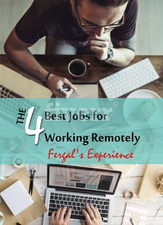 Working remotely is a goal for many people but you really need to focus on finding the best jobs for working remotely as there are many low paid. Internet Marketing Course, Copy Me, Good Job, To Focus, Online Business, Digital Nomad, Goals
