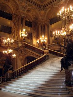 I want to go here....It is like the stairwell scene from Disney's Beauty and the Beast