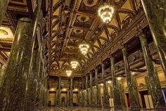 Carnegie Music Hall, Pittsburgh PA