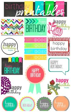 Happy Birthday To You Look Like A Monkey And Smell One Toofree Printables