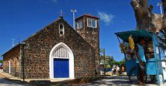 Igreja de Nossa Senhora dos Navegantes, na praia da Redinha, em Natal (RN)