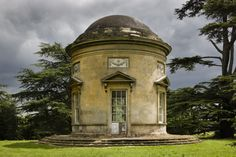 The Rotunda. ©NTPL/Andrew Butler  A garden pavilion at Croome Court, Worcestershire, designed by Capability Brown