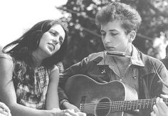 THIS DAY IN ROCK HISTORY: May 17, 1963: The first annual Monterey Folk Festival opens with musical performances by, among others, Bob Dylan, Pete Seeger, Peter Paul and Mary, and Joan Baez.