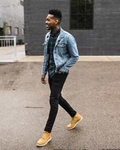 How To Wear Red Wing Boots