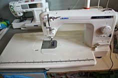 My New Sewing Machine There are a wide variety of sewing machines