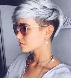 Découvrez ces jolies coiffures qui prouvent que même très court, c'est beau ! - Coiffures Originales