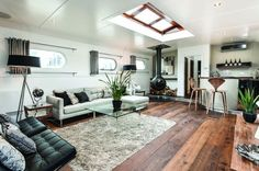 Fed up with London's insane property market? A houseboat could be the answer to your prayers | City A.M.