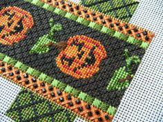 Halloween - It's not your Grandmother's Needlepoint: Jul 2, 2011