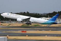 Garuda Indonesia, Boeing 777-300ER, PK-GID, Tokyo Narita