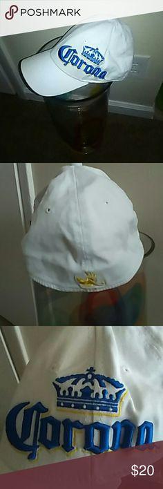 Corona beer hat NWOT Great for the summer Corona  Accessories Hats