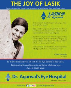 LASIK or Lasik (laser-assisted in situ keratomileusis) is a type of refractive surgery for correcting myopia, hyperopia, and astigmatism. LASIK is performed by ophthalmologists using a laser