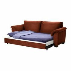 TIDAFORS Sofa bed - Tullinge rust - IKEA. $1300. if we can't get a sectional