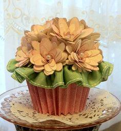 Paper Cupcakes