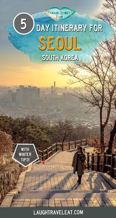 Seoul is a wonderful city to visit but in Winter it can be a bit harder to sight see given the cold. Here is what we managed to do in 5 day Seoul Korea Travel, South Korea Seoul, Asia Travel, Wanderlust Travel, Solo Travel, Seoul Itinerary, Travel Guides, Travel Tips, Travel Hacks