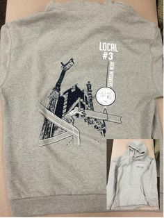 Gray Beam Connector Hoodie SM: $35  3XL: $40 Gray, Hoodies, Store, Long Sleeve, Sleeves, Mens Tops, T Shirt, Fashion, Supreme T Shirt