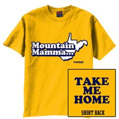 WVU. I want this!!