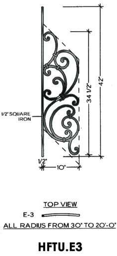 Cheap Stair Parts - Tuscany E3 - 37-48 Angled