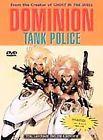 Dominion Tank Police - Act 1-4 (DVD, 1999)
