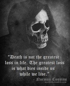 Norman Cousins: Death