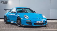 Mexico blue 997.2 GT3 RS. New favourite colour