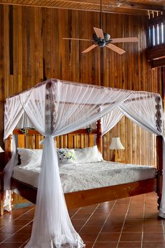 Ladera in St. Lucia is elegantly rustic and one of the most sophisticated small inns in the Caribbean.
