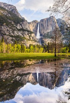 yosemite falls | yosemite national park, california