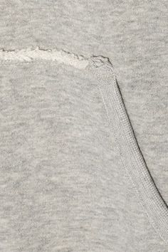 Simon Miller - Boise French Cotton-terry Hooded Top - SALE20 at Checkout for an extra 20% off