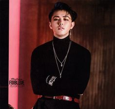 FOIBLEUE :: Block B 블락비 바스타즈 [품행제로] 자켓사진 스캔