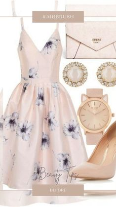 Komplette Outfits, Classy Outfits, Stylish Outfits, Batman Outfits, Party Outfits, Summer Wedding Outfits, Dresses To Wear To A Wedding, Formal Dresses, Pretty Dresses
