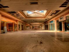 An inside look at nine abandoned malls. There is nothing creepier and more fascinating.