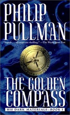 The Golden Compass by philip pullman ~paperback book~his dark materials The Golden Compass Book, Book 1, The Book, Philip Pullman, His Dark Materials, Books For Teens, Got Books, Read Books, Book Authors