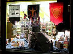 Game of Thrones Window 2 Booksmith | San Francisco, CA