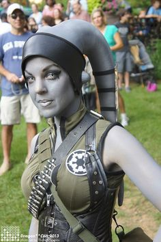 Star Wars | Dragon*Con 2013 #Costume #Ideas #Cosplay #DragonCon #Atlanta #Halloween