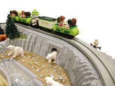 LEGO Friends: Animal Park | Polar bears. View video: www.you… | Flickr