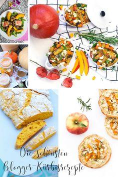 Die schönsten Blogger-Kürbisrezepte für den Herbst findet ihr jetzt auf meinem Blog!