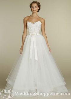 Bridal Gowns Tara Keely 2210 Bridal Gown Image 1 wedding dress