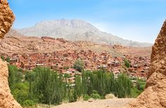 Abanyeh Village | Community Post: 25 Amazing Sites Americans Are Missing Out On In Iran